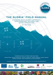 GLORIA field manual, English